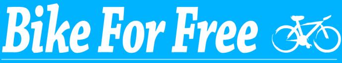 Bike For Free logo